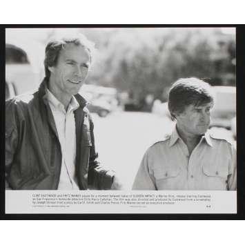 SUDDEN IMPACT Photo de Presse N4 20x25 - 1983 - Sondra Locke, Clint Eastwood