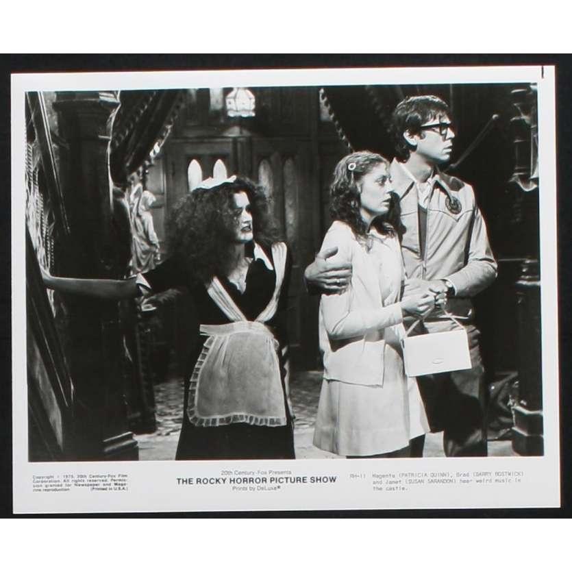 ROCKY HORROR PICTURE SHOW Photo de presse 2 20x25 - 1975 - Tim Curry, Jim Sharman