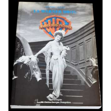 THE WARNER BROS US Softcover Book 360p 9x12 - 1980's - ,
