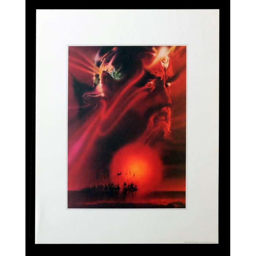 EXCALIBUR Litho N3 41x51 - 1981 - Nigel Terry, John Boorman