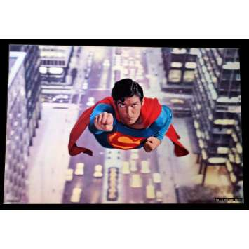 SUPERMAN US Jumbo Still N2 20x30 - 1978 - Richard Donner, Christopher Reeves -