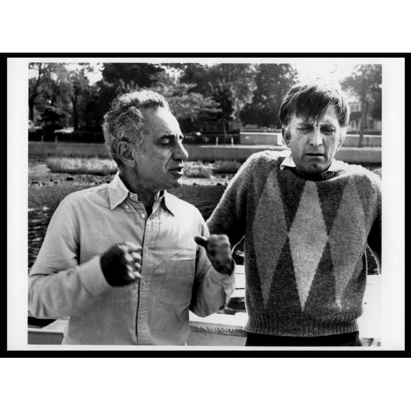 L'ARRANGEMENT Photo de presse 18x24 - R1970 - Kirk Douglas, Elia Kazan