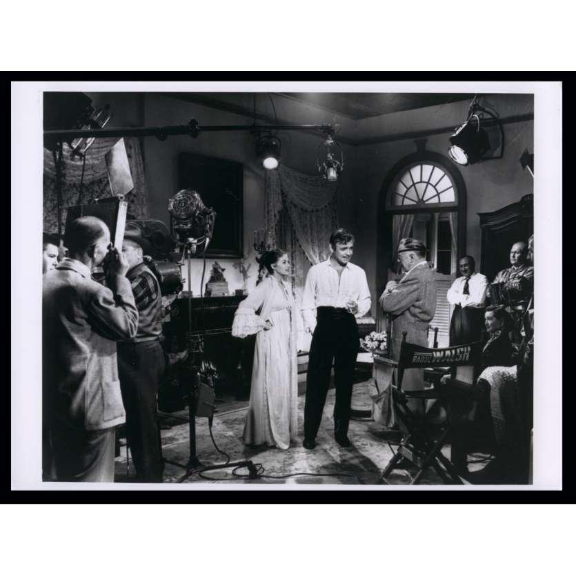 L'ESCLAVE LIBRE Photo de presse N1 18x24 - R1970 - Clark Gable, Yvonne de Carlo, Raoul Walsh