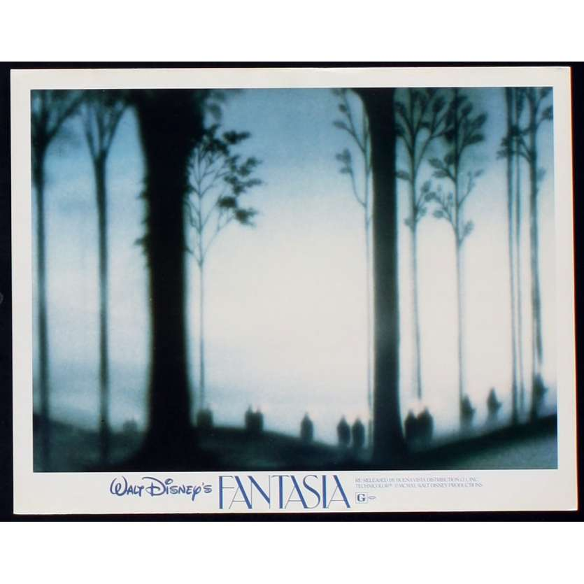 FANTASIA Photo de film N4 28x36 - R1982 - Deems Taylor, Walt Disney