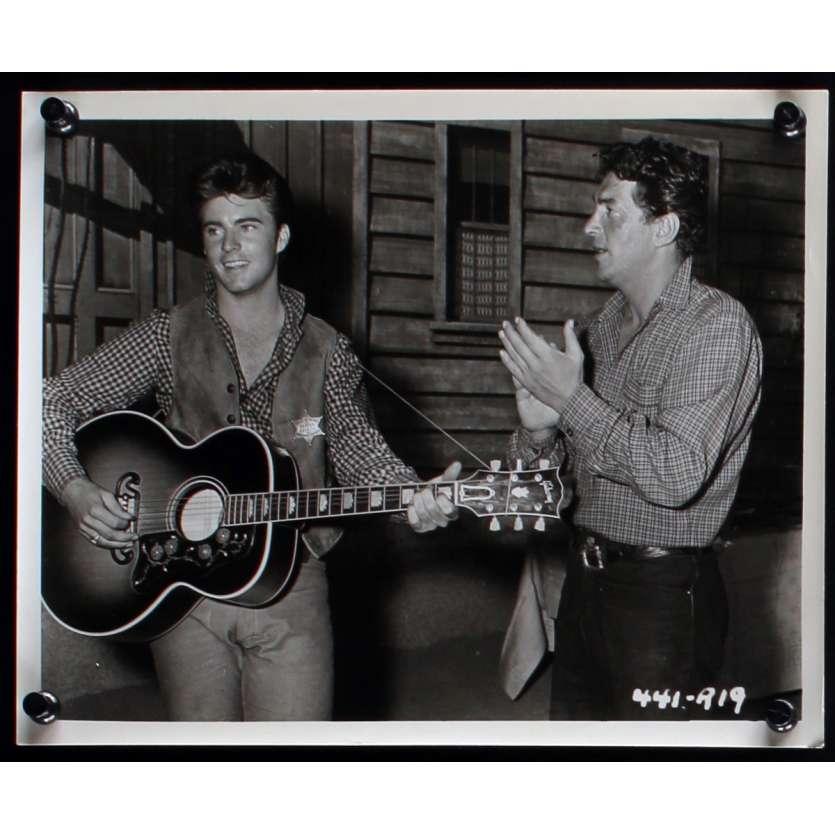 RIO BRAVO US Movie Still N3 8x10 - 1959 - Howard Hawks, John Wayne, Dean Martin