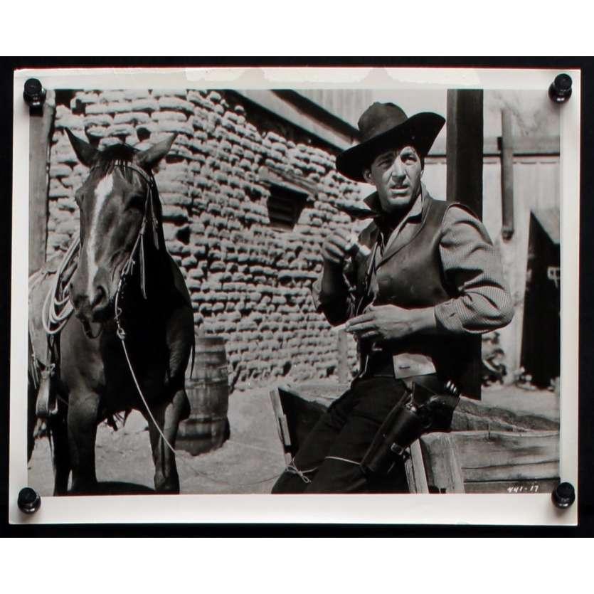 RIO BRAVO Photo de presse N2 20x25 - 1959 - John Wayne, Dean Martin, Howard Hawks