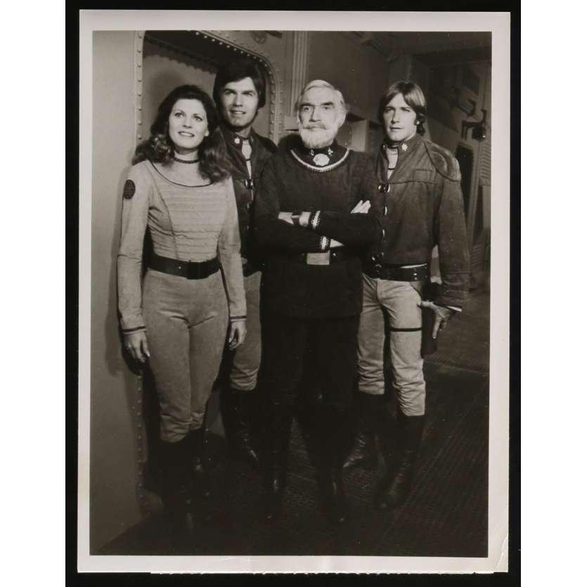 GALACTICA 1980 Photo de presse N2 20x25 - 1980 - Kent McCord, Glen A. Larson