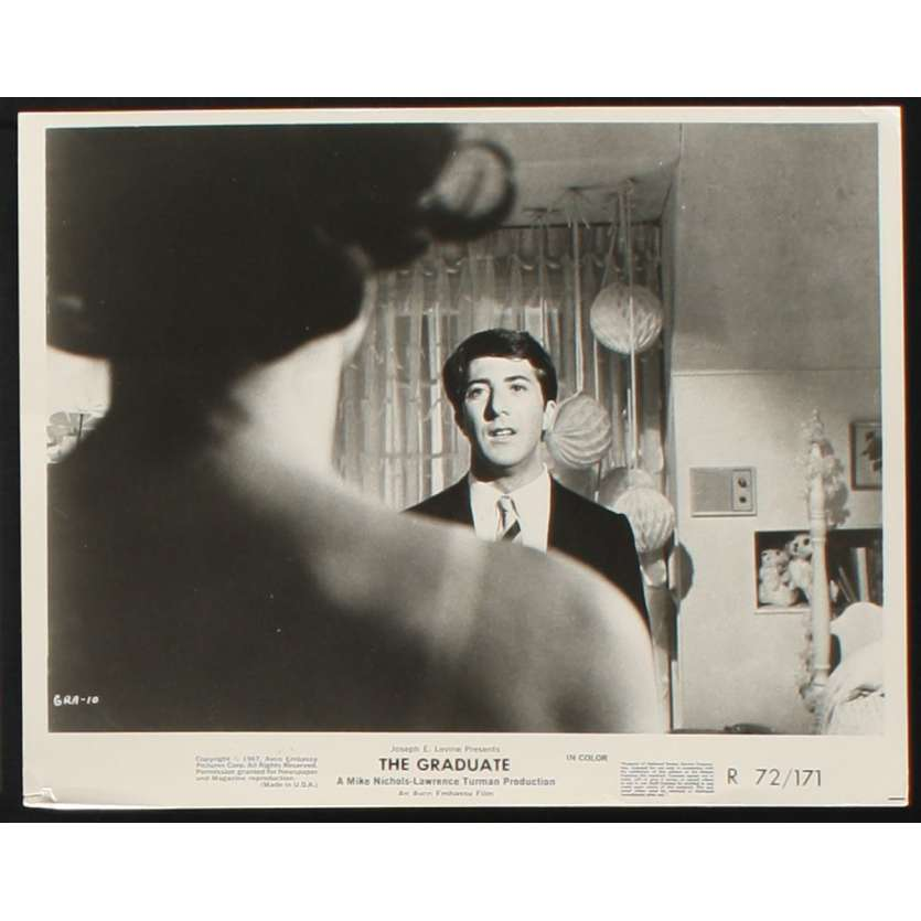 LE LAUREAT Photo de film N4 20x25 - 1972 - Dustin Hoffmann