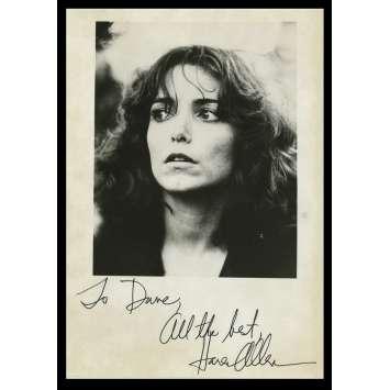 KAREN ALLEN US Signed Still 4,5x6,3 - 1990 - , Karen Allen