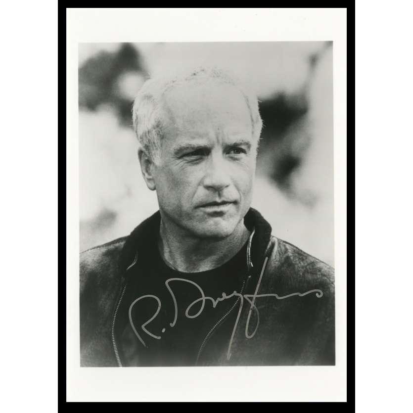 RICHARD DREYFUSS US Signed Still 5x7 - 1990 - , Richard Dreyfuss