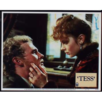 TESS US Lobby Card N8 11x14 - 1981 - Roman Polanski, Nastassja Kinski