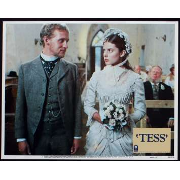 TESS Photo de film N5 28x36 - 1981 - Nastassja Kinski, Roman Polanski