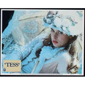 TESS US Lobby Card N4 11x14 - 1981 - Roman Polanski, Nastassja Kinski