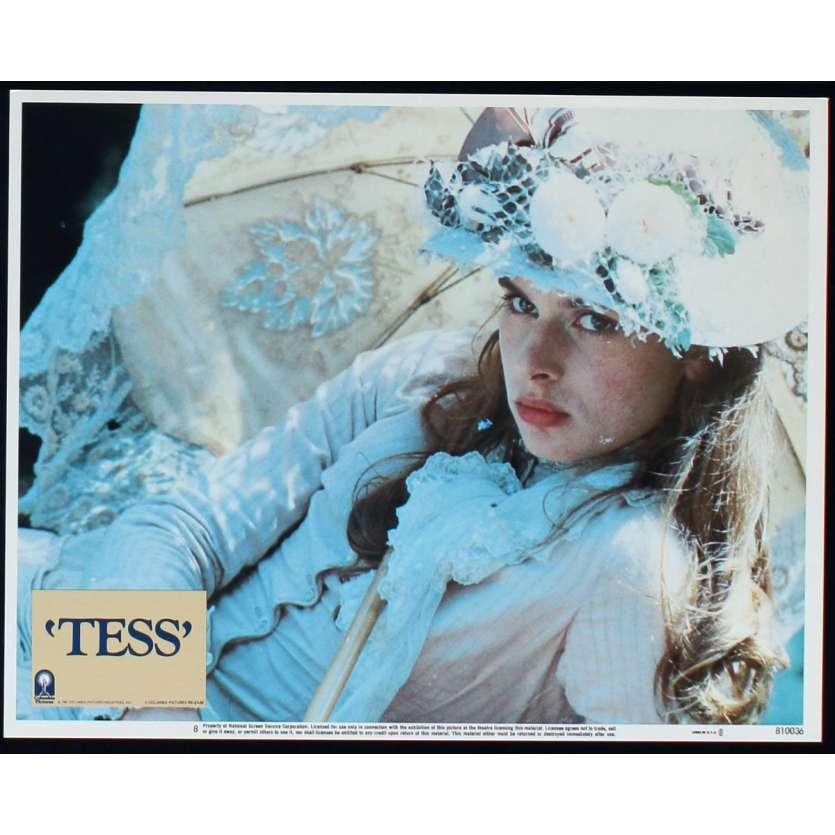 TESS Photo de film N4 28x36 - 1981 - Nastassja Kinski, Roman Polanski