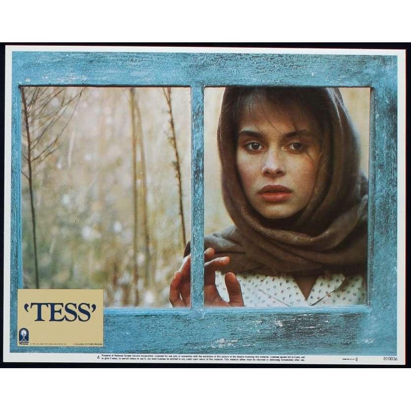 TESS Photo de film N2 28x36 - 1981 - Nastassja Kinski, Roman Polanski