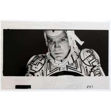 TRON US Transparent - Kodalith N1 20x12 - 1982 - Steven Lisberger, Jeff Bridges