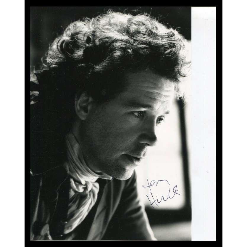 TOM HULCE Photo Signée 17,5x25,5 - 1984 - Amadeus
