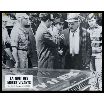 LA NUIT DES MORTS VIVANTS Photo de film N8 21x30 - 1968 - Duane Jones, George A. Romero