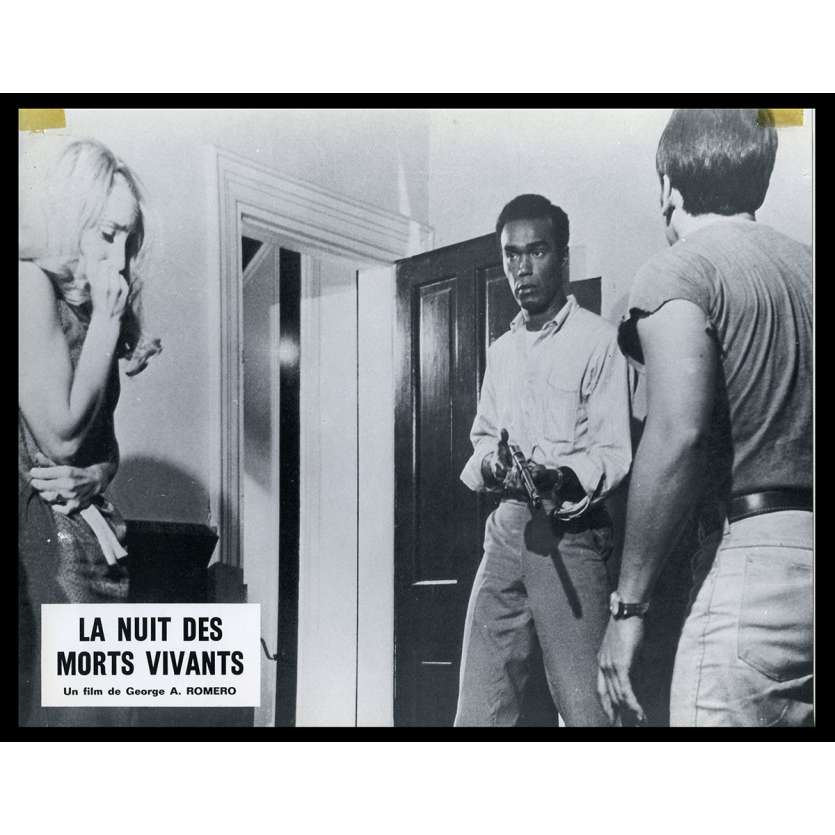 LA NUIT DES MORTS VIVANTS Photo de film N5 21x30 - 1968 - Duane Jones, George A. Romero