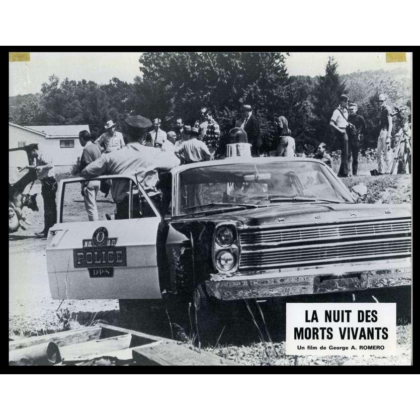 NIGHT OF THE LIVING DEAD French Lobby card N1 9x12 - 1968 - George A. Romero, Duane Jones