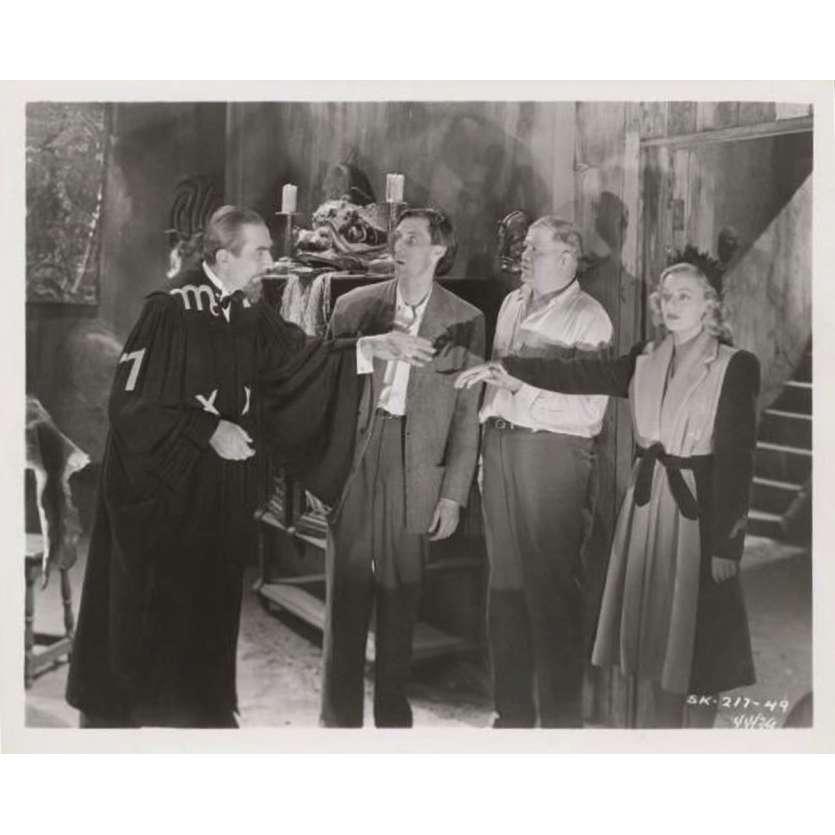 VOODOO MAN Photo de presse N2 20x25 - R1970 - Bela Lugosi, William Beaudine