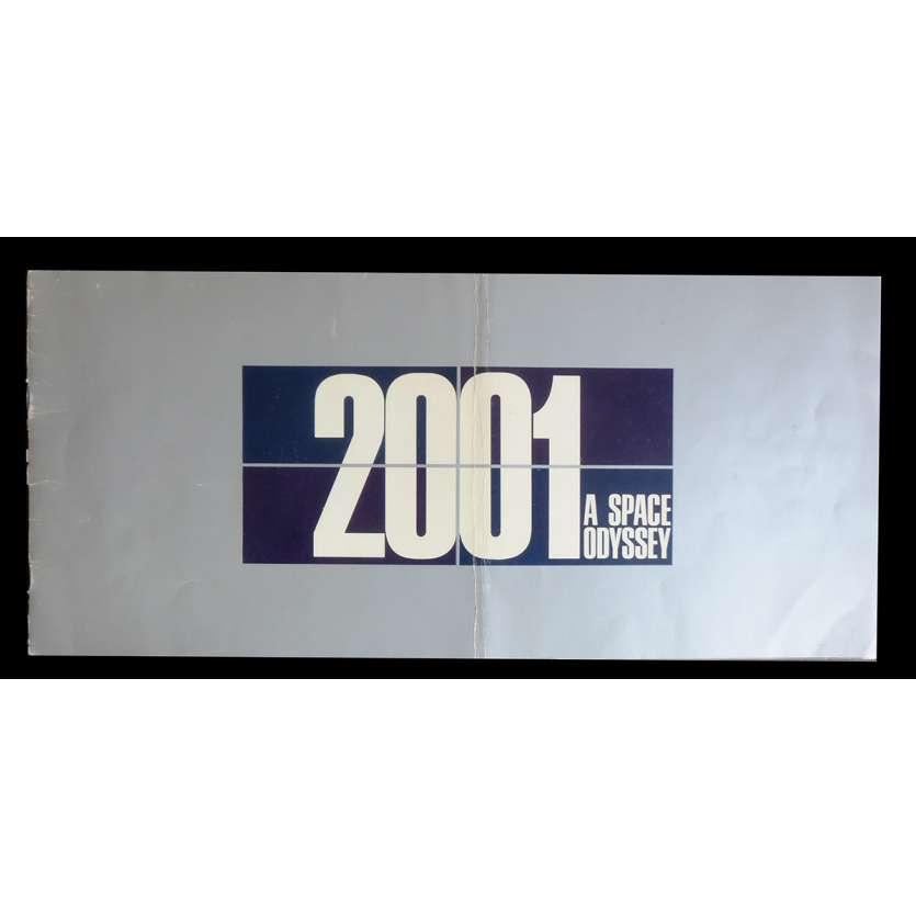 2001 A SPACE ODYSSEY US Souvenir Program - 1968 - Stanley Kubrick, Keir Dullea