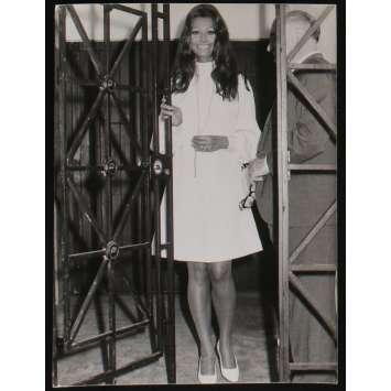 SOPHIA LOREN Photo de presse N3 20x25 - 1968 - SOPHIA LOREN,