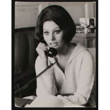 SOPHIA LOREN US Movie Still N4 8x10 - 1968 - , SOPHIA LOREN