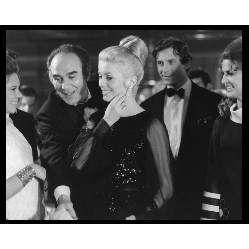 LA CHAMADE US Movie Still N23 8x10 - 1968 - Françoise Sagan, Catherine Deneuve