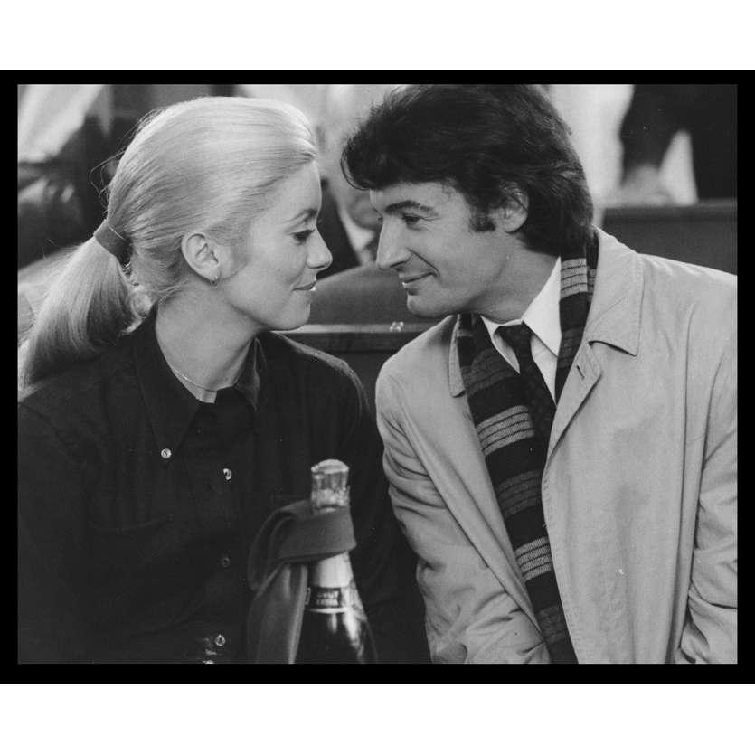 LA CHAMADE Photo de presse N24 20x25 - 1968 - Catherine Deneuve, Françoise Sagan