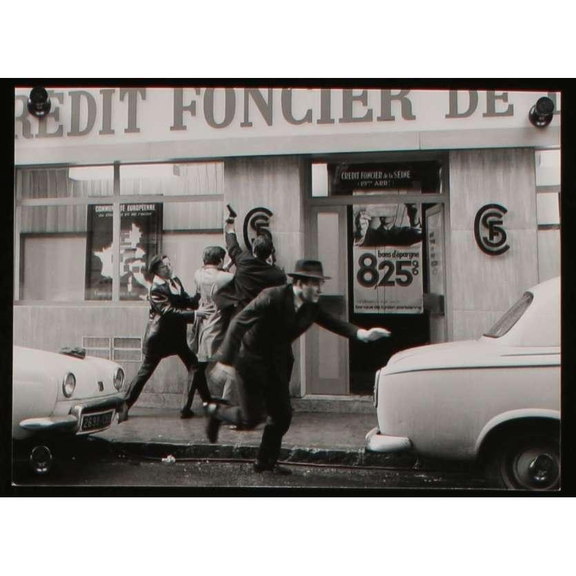 MAX ET LES FERAILLEURS Photo de presse N2 20x25 - 1971 - Philippe Noiret, Claude Sautet