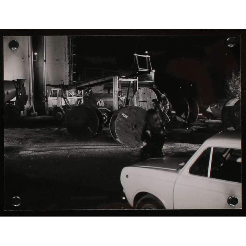 MAX ET LES FERAILLEURS Photo de presse N6 20x25 - 1971 - Philippe Noiret, Claude Sautet