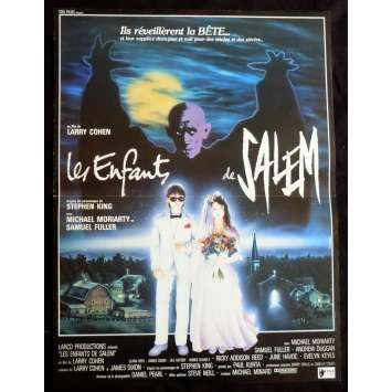 A RETURN TO SALEM'S LOT French Movie Poster 15x21 - 1987 - Larry Cohen, Tara Reid