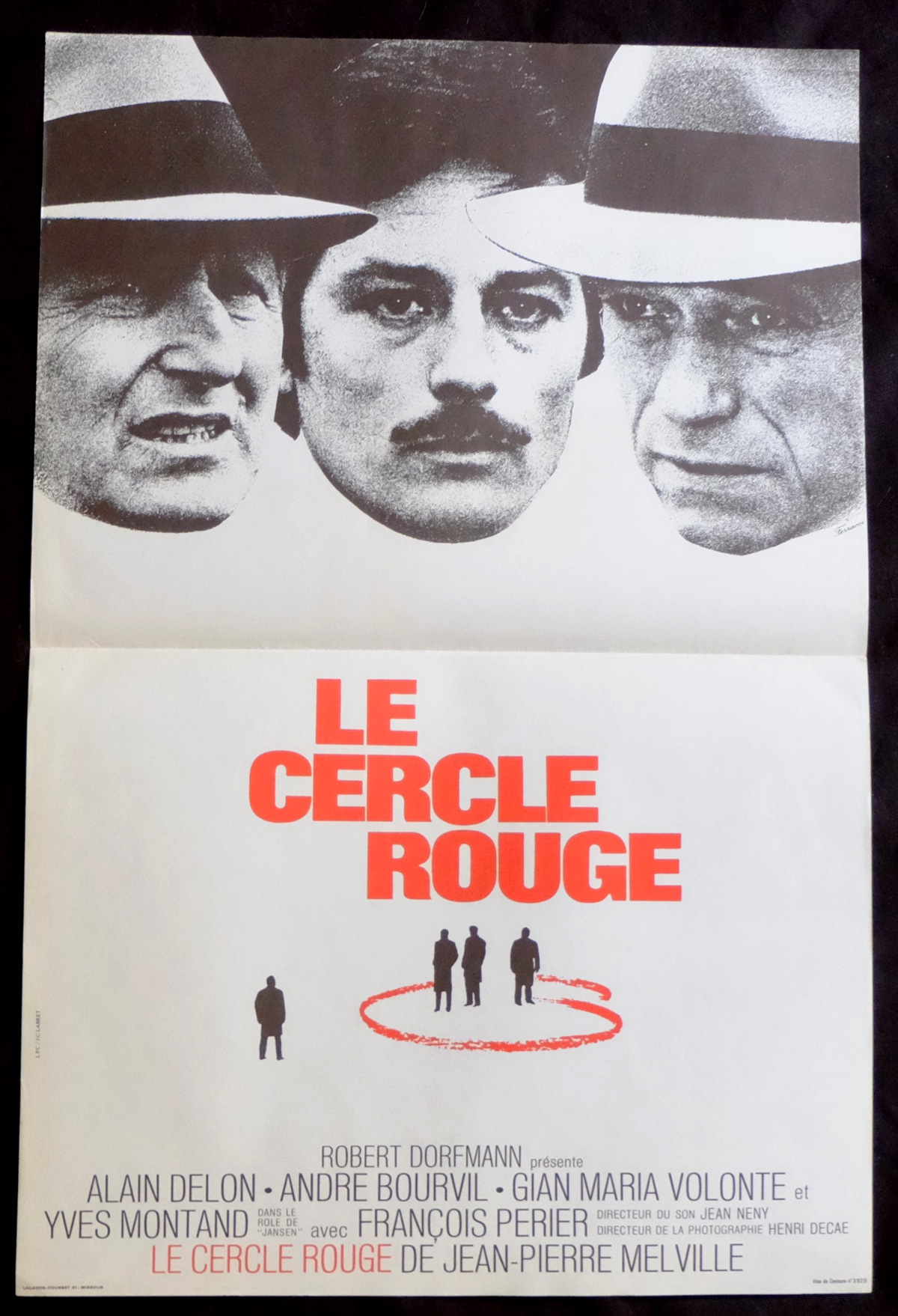 Le Cercle Rouge (1970) Brrip 1080p VOSE MG/UPT