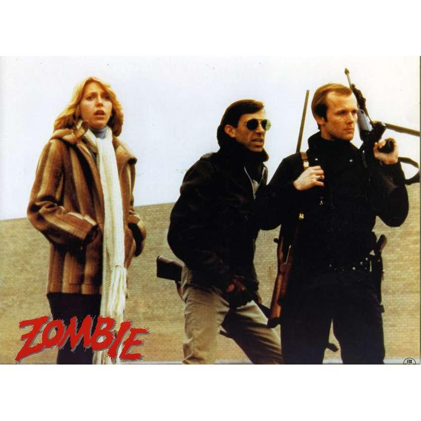 ZOMBIE Photo de film N3 20x30 - 1979 - Ken Foree, George A. Romero