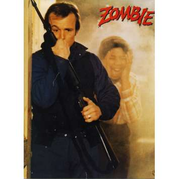 ZOMBIE Photo de film N9 20x30 - 1979 - Ken Foree, George A. Romero
