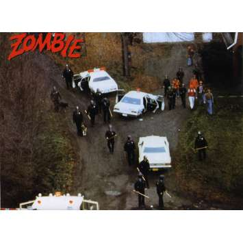 ZOMBIE Photo de film N10 20x30 - 1979 - Ken Foree, George A. Romero