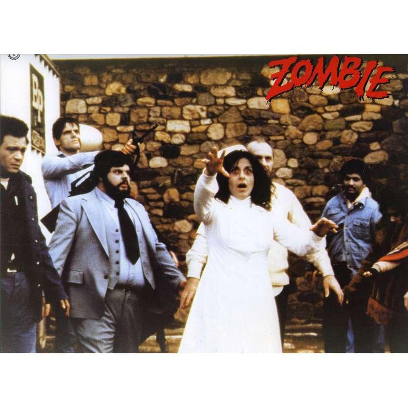 ZOMBIE Photo de film N15 20x30 - 1979 - Ken Foree, George A. Romero