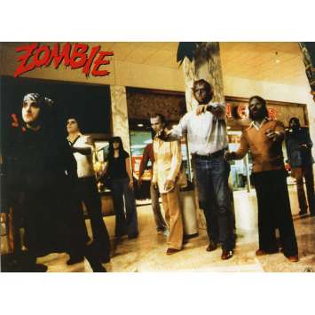 ZOMBIE Photo de film N16 20x30 - 1979 - Ken Foree, George A. Romero