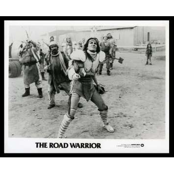 MAD MAX II Photo de presse 20x25 - 1982 - Mel Gibson, George Miller