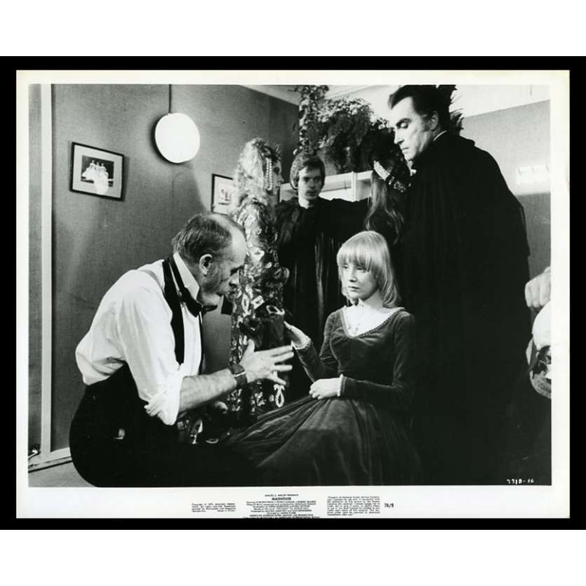 MADHOUSE Photo de presse N1 20x25 - 1974 - Vincent Price, Jim Clark