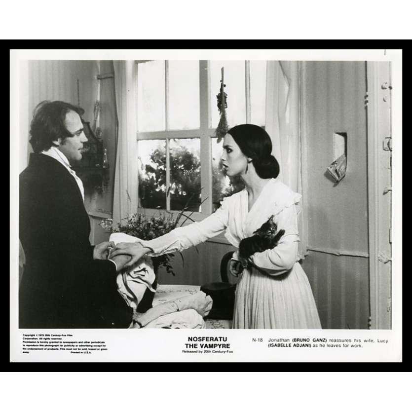 NOSFERATU Photo de presse 20x25 - 1979 - Klaus Kinski, Isabelle Adjani, Werner Herzog