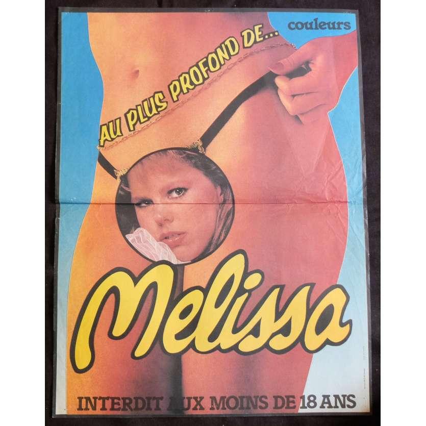 MELISSA Affiche de film 40x60 - 1970'S - ,