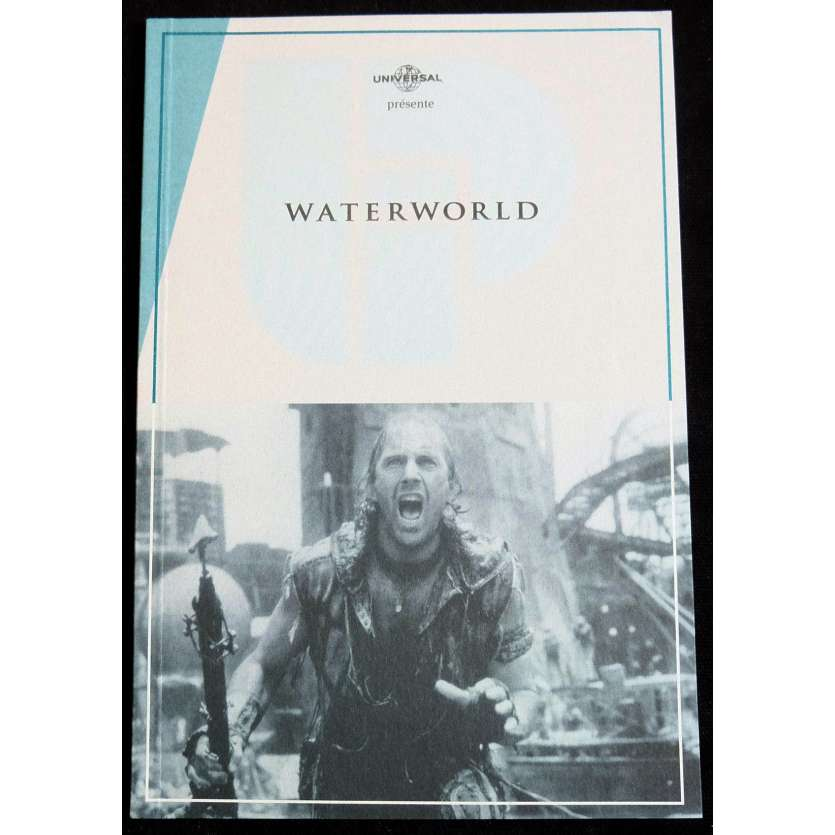 WATERWORLD French Pressbook 50p 5,75x8,25 - 1995 - Kevin Reynolds, Kevin Costner