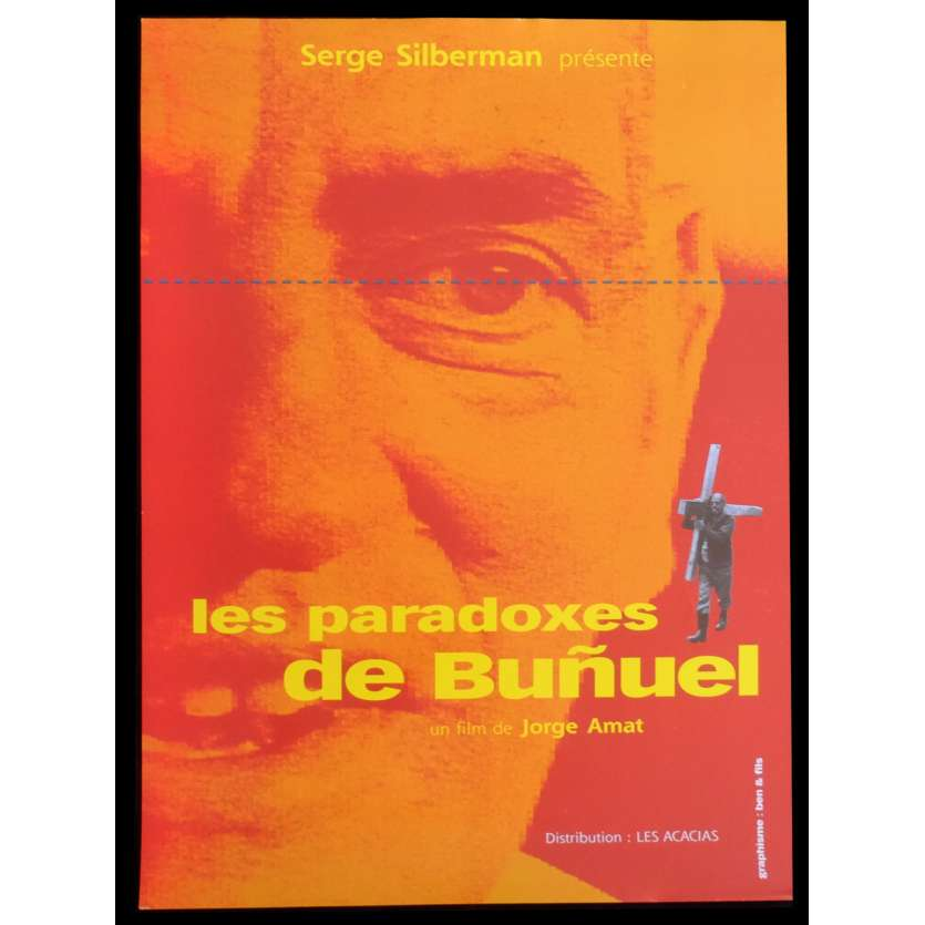 BUNUEL French Movie Poster 15x21 - 1997 - Jorge Amat,