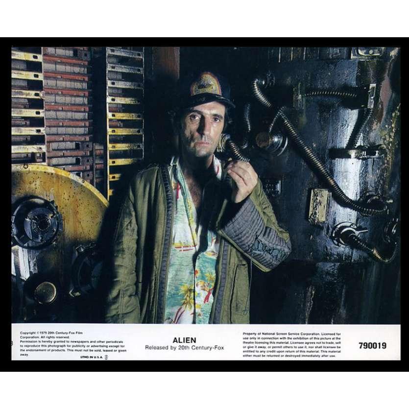 ALIEN 8x10 Lobby Card '79 Ridley Scott LC N2