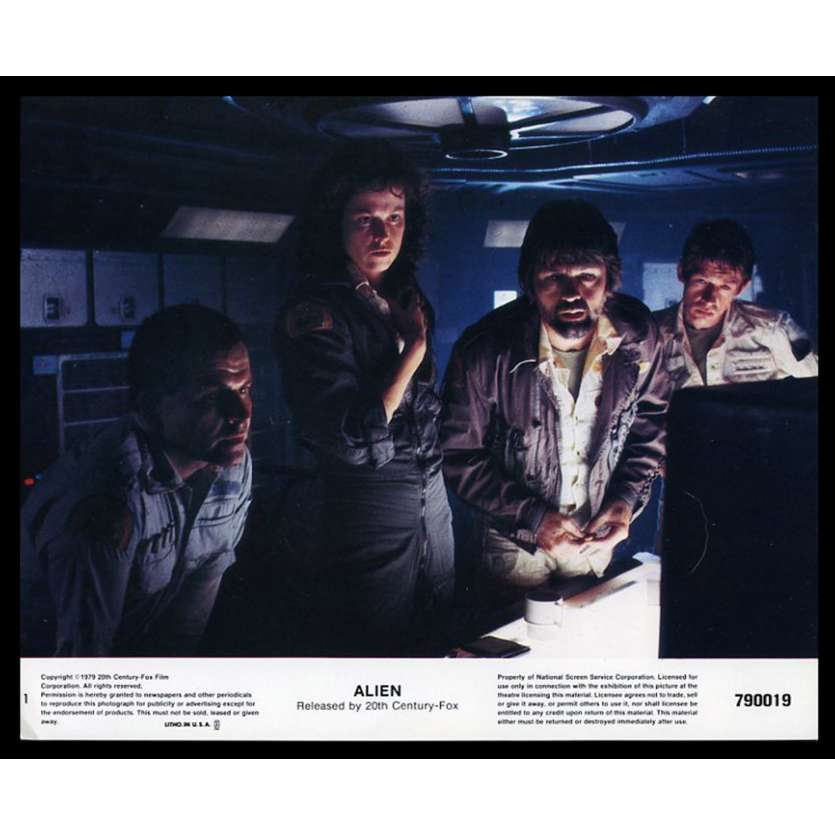 ALIEN Photo du film 20x25 US '79 Ridley Scott LC N1
