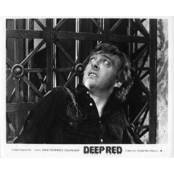 LES FRISSONS DE L'ANGOISSE Photo de presse N1 20x25 - 1974 - David Hemmings, Dario Argento