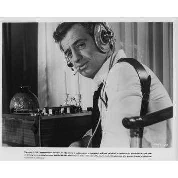 PEUR SUR LA VILLE Photo de presse N9 20x25 cm - 1975 - Jean-Paul Belmondo, Henri Verneuil
