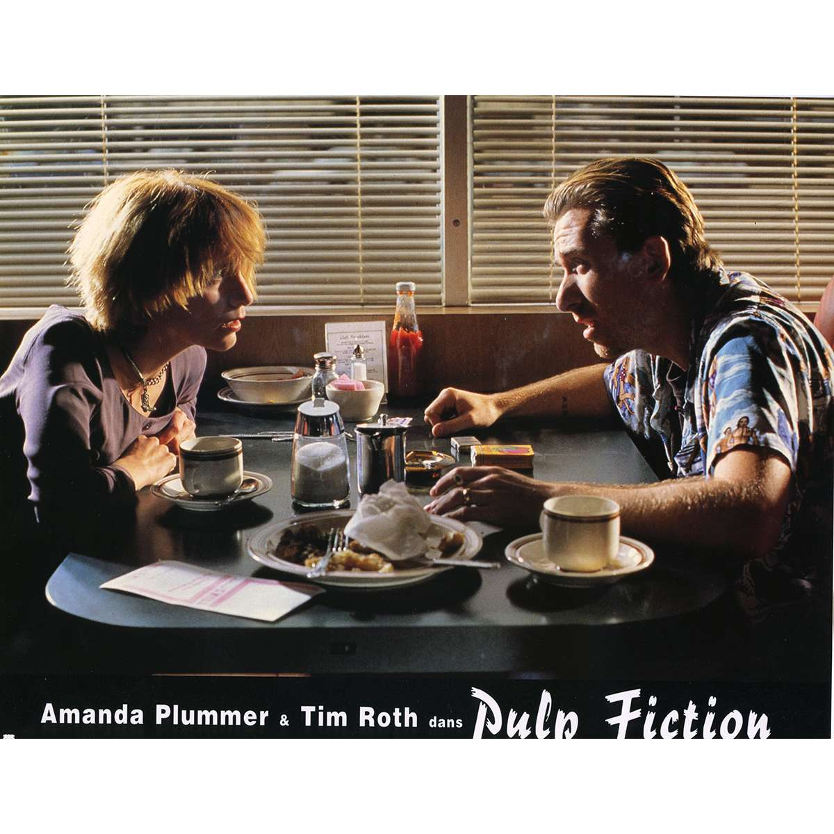 a review of quentin tarantino directed film pulp fiction Pulp fiction movie review & film summary (1994) | roger ebert http directed by quentin tarantino, action, crime, thriller rated r 154 minutes.